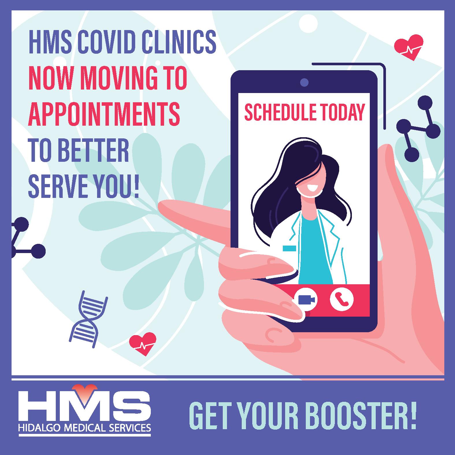2021-10-08 COVID CLINIC Ad