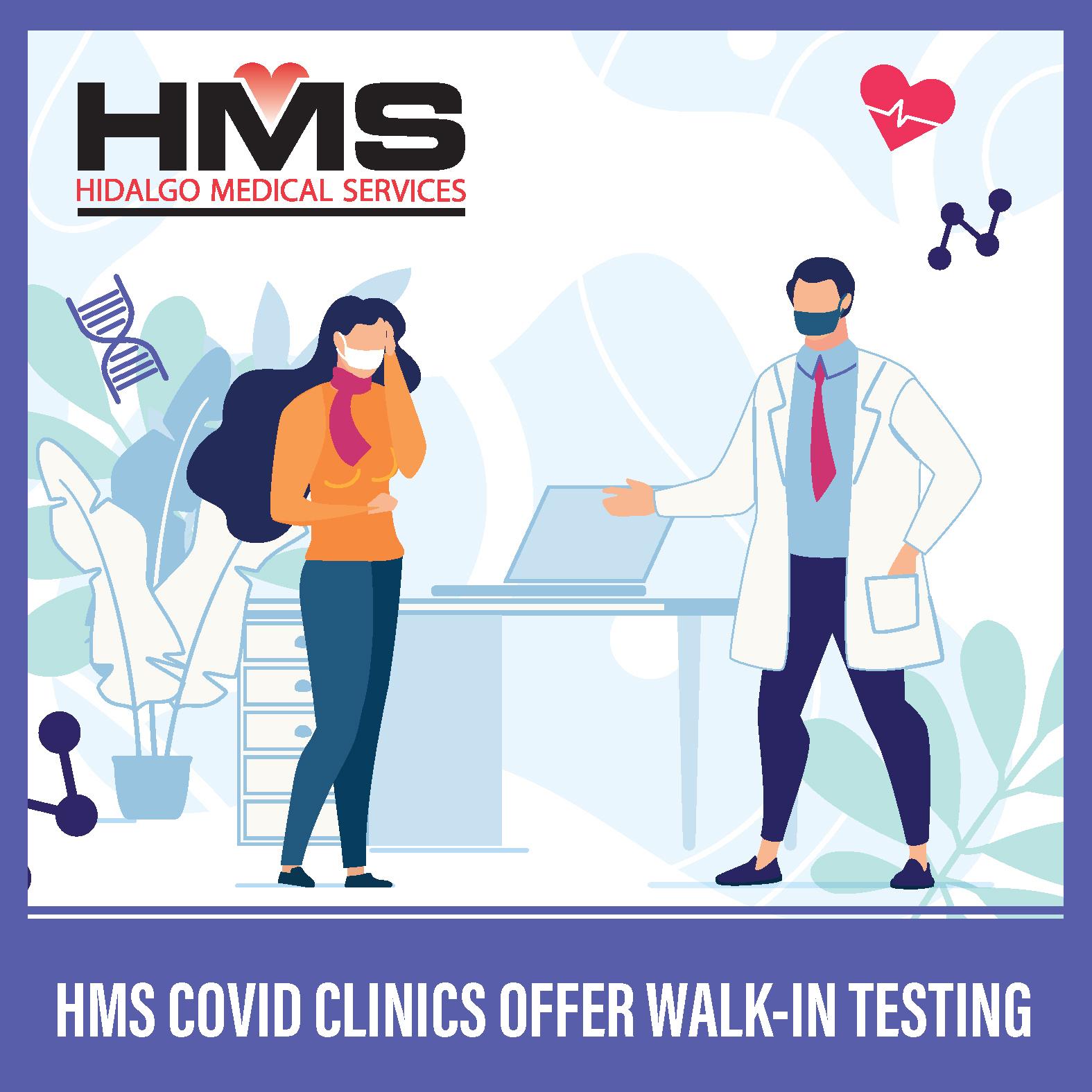 2021-10-08 COVID CLINIC WALK IN Ad